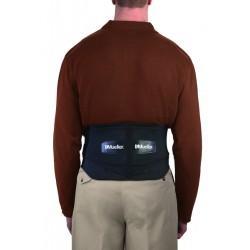 Oporni ledveni pas za hrbet