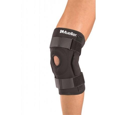 Šarnirna kolenska opornica z univerzalno oporo
